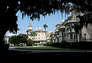 Jekyll Island Club Hotel (1886) Jekyll Island, Georgia is nominated as the Best Historic Resort © 2014 Karen Rubin/news-photos-features.com