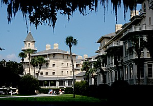 The Jekyll Island Club Hotel (1886) Jekyll Island, Georgia, was one of the Historic Hotels of America members honored with a 2014 Award of Excellence © 2014 Karen Rubin/news-photos-features.com