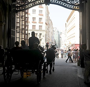 Old World traditions in Vienna © 2014 Karen Rubin/news-photos-features.com