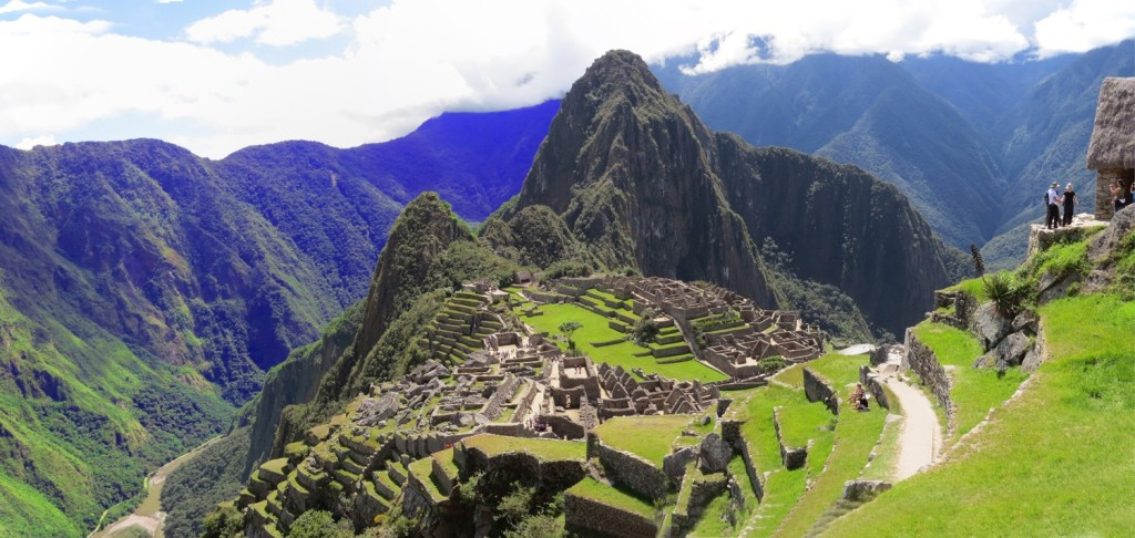 Tara Tours' Discover the Inka Empire features a visit to Machu Picchu.