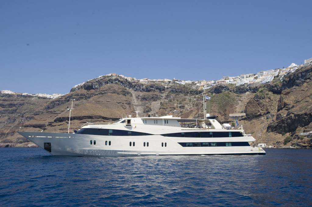 Variety Cruises' Harmony V is part of the Arcadia Small Ship portfolio.