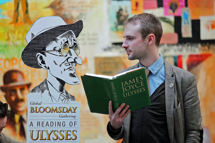 In conjunction with Bloomsday Festival held June 16, 2015 in Dublin, Ireland Walk Hike Bike offers total immersion via a week-long visitor excursion wrapped around this annual blow-out event commemorating writer James Joyce.