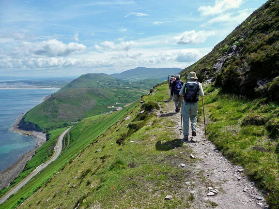 "A stage coach route, dubbed the ""Ring of Kerry,"" created in 1815 through historic villages and sites in southwestern Ireland's County Kerry is the destination 200 years later of 8- and 11-day self-guided hikes by adventure travel specialist Ireland Walk Bike Hike."