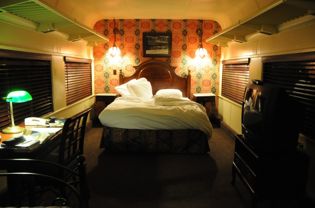 Historic Hotels of America has published new sites that make it easy for families to find historic hotels that make living in history fun. Travel to Tennessee and hop on board at the Chattanooga Choo Choo, a train-themed hotel, where you can actually sleep in one of 48 authentic Victgorian train cars and enjoy the magic of the 106-year old terminal station © 2015 Karen Rubin/news-photos-features.com