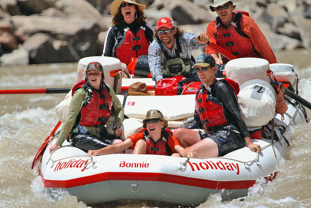 Holiday River Expeditions is marking its 50th anniversary by honoring the legacy of founder Dee Holladay.