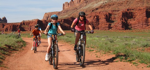 "Moab Adventure Center just 4.5 miles from Arches National Park and 30 miles from Canyonlands National Park, is gearing up for a rush of families who have marked 2016, the 100th anniversary of the National Park Service, as the ""it"" year for visiting ""America's Best Idea."""