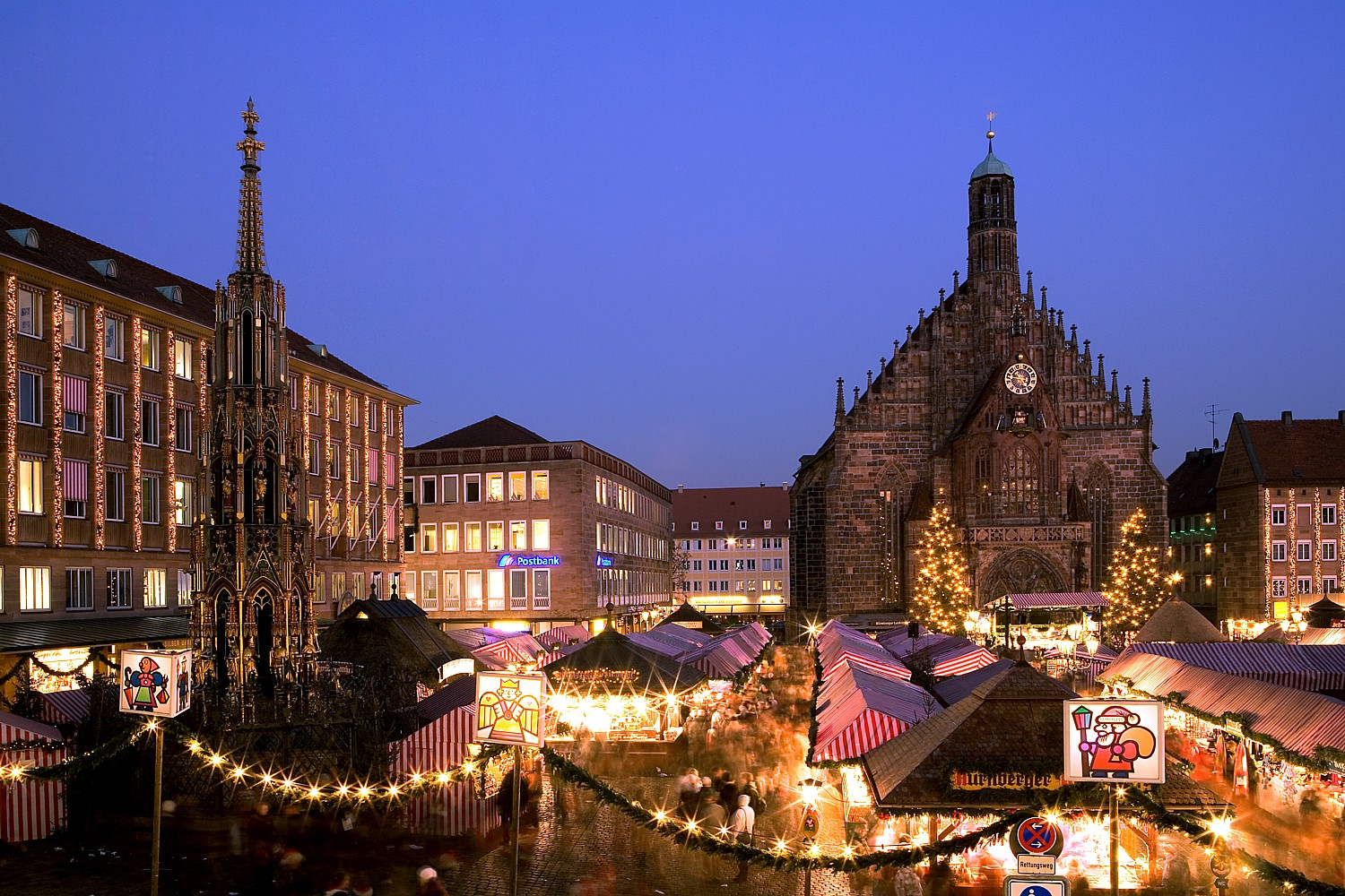 A dream come true: celebrating Christmas on the Rhine.